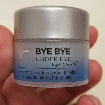 IT Cosmetics Bye Bye Under Eye Eye Cream(TM) Smooths, Brightens, Depuffs 0.5 oz uploaded by Marianna I.