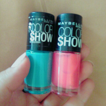 Photo of Maybelline Color Show® Nail Polish uploaded by nasri H.