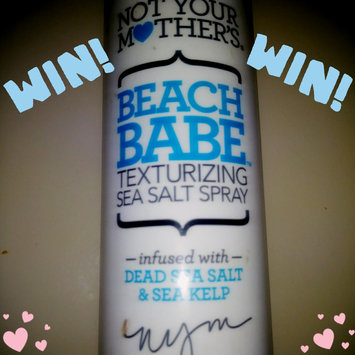 Photo of Not Your Mother's® Beach Babe® Texturizing Sea Salt Spray uploaded by Mia W.