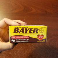 Genuine Bayer Aspirin 325 MG Tablets - 50 Count uploaded by Amber M.
