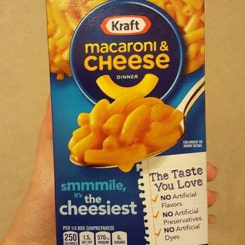 Kraft Macaroni and Cheese Original uploaded by Jenna A.