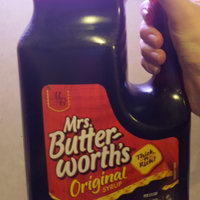 Mrs. Butter-Worth's Original Syrup uploaded by Jenna A.