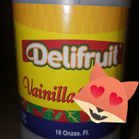 Delifruit Black Vanilla Extract From Dominican Republic 16 Oz. uploaded by Angelica C.