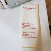 Clarins Gentle Foaming Cleanser With Cotton Seed For Normal Or Combination Skin uploaded by fatiha c.