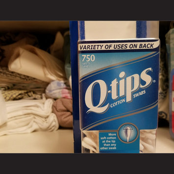 Photo of Q-tips® Cotton Swabs uploaded by Annie G.