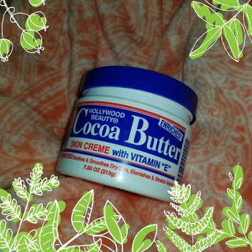 Photo of Hollywood Beauty Cocoa Butter Skin Creme with Vitamin
