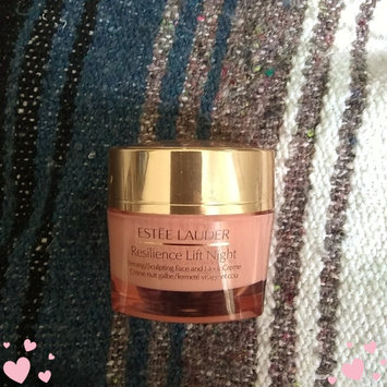 Photo of Estée Lauder Resilience Lift Firming/Sculpting Face and Neck Creme SPF 15 uploaded by chelsey w.