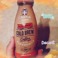 Califia Farms Califia Cold Brew Coffee Salted Caramel 10.5oz uploaded by Nicole L.
