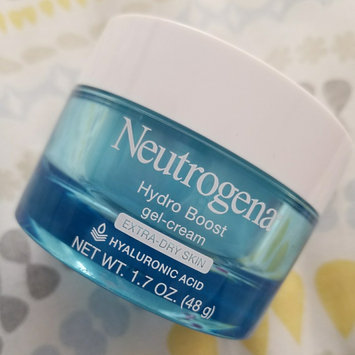 Photo of Neutrogena® Hydro Boost Gel-Cream Extra-Dry Skin uploaded by Diana A.