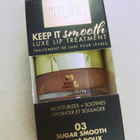 Milani Keep IT Smooth Moisturizing Lip Balm -0.42, Clear uploaded by Lena H.
