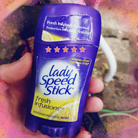 Lady Speed Stick Fresh Infusions Antiperspirant & Deodorant uploaded by Trista H.