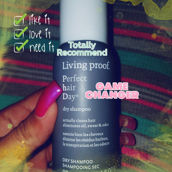 Photo of Living Proof Healthy Hair Dry Shampoo uploaded by Nicole A.