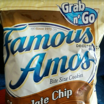 Photo of Famous Amos® Chocolate Chip Cookies uploaded by Shavone A.