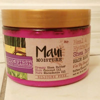 Maui Moisture Heal & Hydrate + Shea Butter Hair Mask uploaded by Laura H.