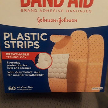 Photo of Band-Aid Plastic Brand Adhesive Bandages Plastic Strips uploaded by afton h.