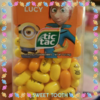 Tic Tac Banana & Tangerine Mints uploaded by Rachel S.