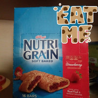 Kellogg's® Nutri-Grain® Cereal Bars Apple Cinnamon uploaded by Topeka P.