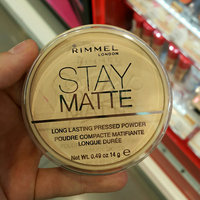 Rimmel London Stay Matte Pressed Powder uploaded by Catherine S.