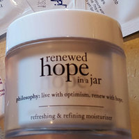 philosophy renewed hope in a jar refreshing & refining moisturizer uploaded by Domynoe L.