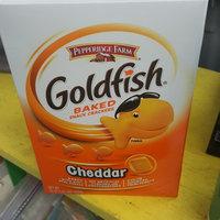 Pepperidge Farm® Goldfish® Cheddar Baked Snack Crackers uploaded by Jackie K.