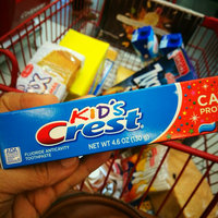 Crest Kid's Cavity Protection uploaded by Carol A.
