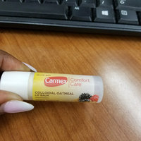 Carmex® Comfort Care Mixed Berry Colloidal Oatmeal Lip Balm uploaded by Jessica R.