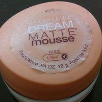 Maybelline Dream Matte® Mousse Foundation uploaded by Perla E.