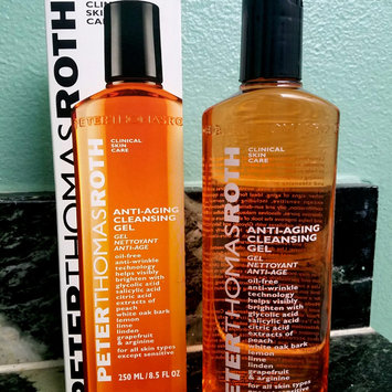 Photo of Peter Thomas Roth Anti-Aging Cleansing Gel uploaded by Denise H.
