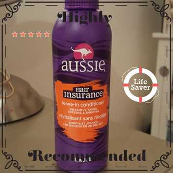 Photo of Aussie Hair Insurance Leave-in Conditioner Spray uploaded by Jacqueline C.