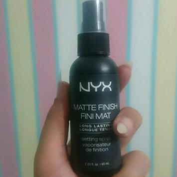 NYX Cosmetics Makeup Setting Spray - Matte Finish uploaded by Beauty Pills E.