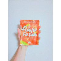Origins Flower Fusion Orange Radiance-Boosting Sheet Mask uploaded by Gina P.
