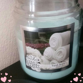 Photo of Nicole Home Collection Old Williamsburgh Candle, Vanilla, 18 oz. uploaded by Jamie P.