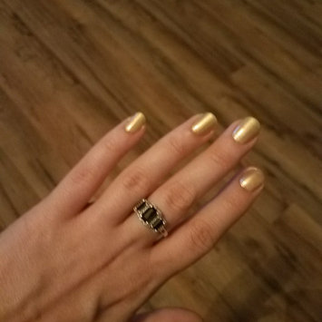 Photo of Sally Hansen Treatment 18K Gold Hardener Nail Polish, 0.33 Fluid Ounce uploaded by Amanda G.