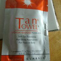 Tan Towel Self Tan Towelette (Pack of 50) Display uploaded by DANIELLE T.