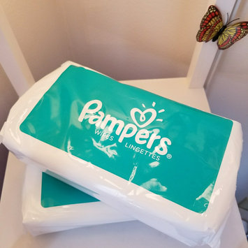 Pampers Wipes Natural Clean uploaded by Amber M.