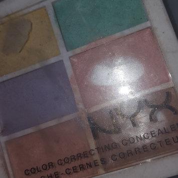NYX Color Correcting Concealer Palette uploaded by tasnia s.