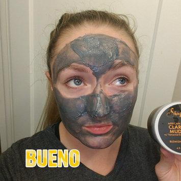 SheaMoisture African Black Soap Clarifying Mud Mask uploaded by Skyler K.
