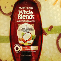 Garnier Hair Care Whole Blends Smoothing Shampoo uploaded by Emily M.