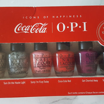 OPI Nail Lacquer uploaded by Ann marie H.