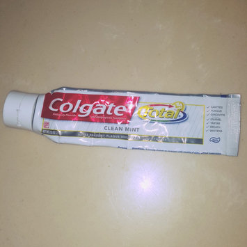 Photo of Colgate Total Clean Mint Toothpaste uploaded by Angelica C.