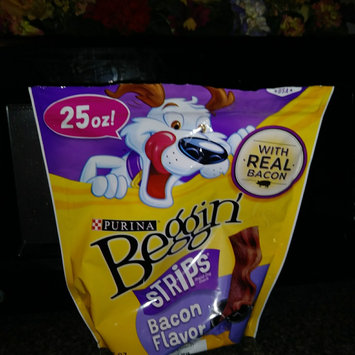 Photo of Purina Beggin' Strips Beggin' Strips Bacon Flavor Bacon Dog Snacks uploaded by Jacqueline F.