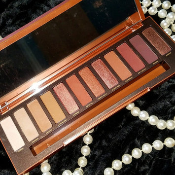 Urban Decay Naked Heat Eyeshadow Palette uploaded by Lish N.