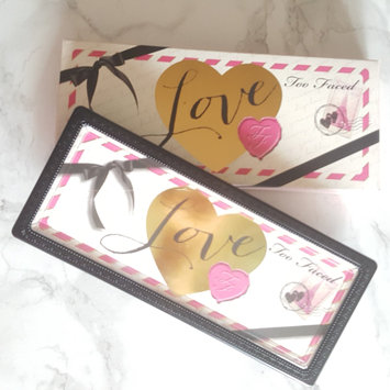 Too Faced Love Eyeshadow Palette uploaded by Ann marie H.