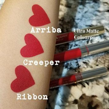 ColourPop Ultra Matte Lips Liquid Lipstick uploaded by Maria R.