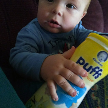 Photo of Gerber® Puffs Peach uploaded by Jessica M.