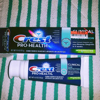 Crest Pro-Health Clean Mint Clinical Gum Protection Fluoride Toothpaste uploaded by Madison L.