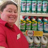 Clorox Toilet Bowl Cleaner With Bleach uploaded by Shalayna G.