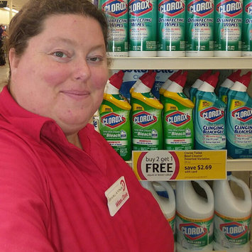 Photo of Clorox Concentrated Regular Bleach uploaded by Shalayna G.