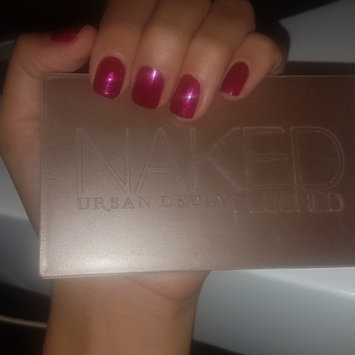 Urban Decay Naked Flushed uploaded by Cristina M.