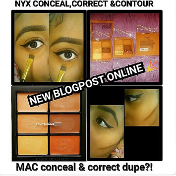NYX Conceal, Correct, Contour Palette uploaded by Lakeysha D.